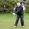 greenwich uni golf tour photograph